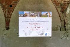 Abschlussveranstaltung Baukultur und Tourismus im Kloster Chorin
