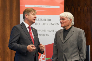 Dr. Wolfgang Konukiewitz und Hans-Hermann Bode
